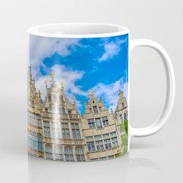 The Grote Markt in Antwerp, Belgium Coffee Mug