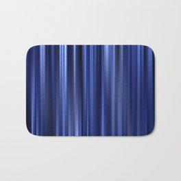 blue lines IV Bath Mat