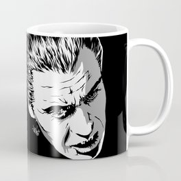 The Terrifying Lover (Mono) Coffee Mug