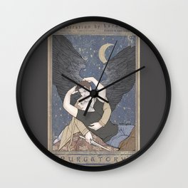 Purgatory Wall Clock