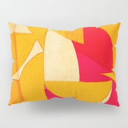 Geometric Reconstruction 2 Pillow Sham