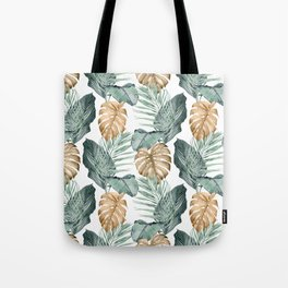 Dark and Stormy Watercolor Pattern Collection Tote Bag