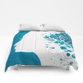 Ocean Goddess Comforters