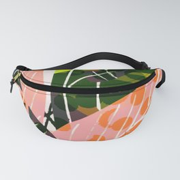 Pointy plant Fanny Pack