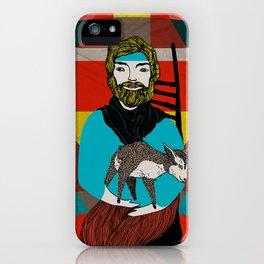 Goat Herder 2 iPhone Case
