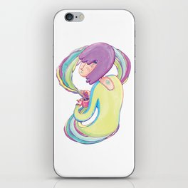 Tea Genie iPhone Skin