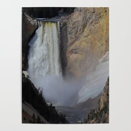 The Lower Falls Poster
