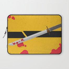 KILL BILL Tribute Laptop Sleeve