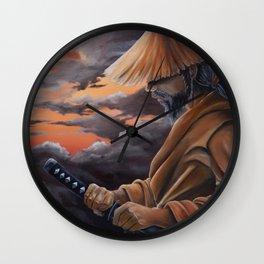 Duty Wall Clock