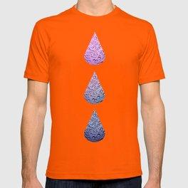 drops of blurple T-shirt
