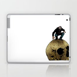 Leroy And The Giant's Giant Skull Laptop & iPad Skin
