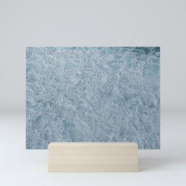 Foaming Seas Mini Art Print
