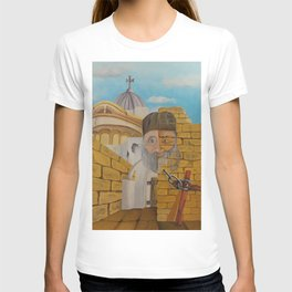 The Church of the Holy Sepulchre T-shirt