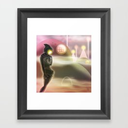 Habitation Framed Art Print