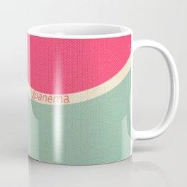 Ipanema Coffee Mug