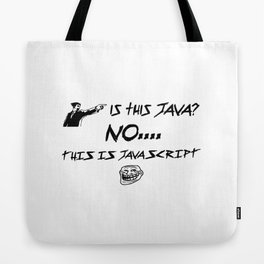 Funny programming, geek programmer Tote Bag