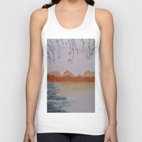 serenity Tank Tops featuring Serenity by Krista May