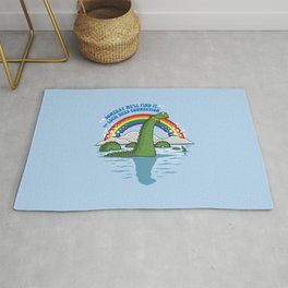 The Lochness Connection Rug