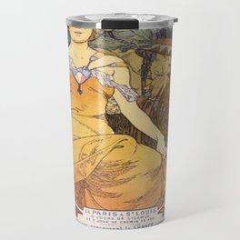 Vintage poster - Exposition Universelle & Internationale de St. Louis Travel Mug