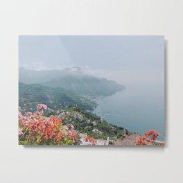summer coast xxviii / italy Metal Print