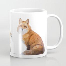 Fox Tenderness Coffee Mug