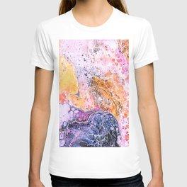 Resist #abstract #digitalart T-shirt