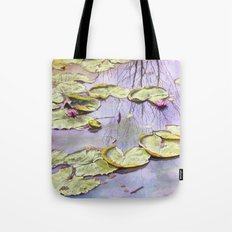 Reflection, watercolor Tote Bag