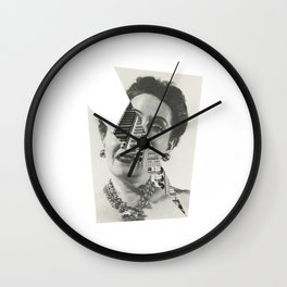 City Dweller Wall Clock
