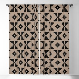 Morticia's Chair 327 Blackout Curtain