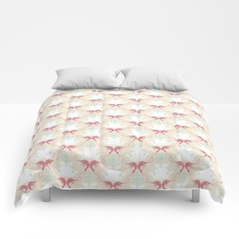 Whale and Shrimp Comforters
