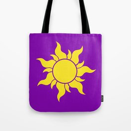 Rapunzel's Golden Sun Tote Bag