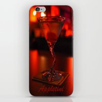 vodka iPhone & iPod Skins featuring Vodka-based vision by Vorona Photography