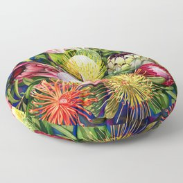 Protea Bounty Floor Pillow