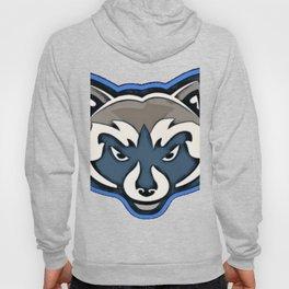 Raccoon procyonid native family abstractive ailment operator bush Hoody