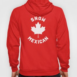 Snow Mexican Hoody