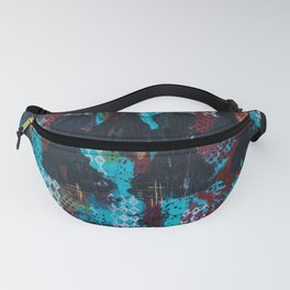 The Barricade Fanny Pack