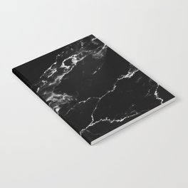 Black Marble I Notebook
