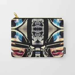 Red Lips x 4 Carry-All Pouch