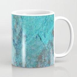 Patina Cast Iron rustic decor Coffee Mug