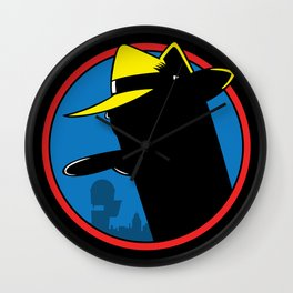 Agent P Wall Clock
