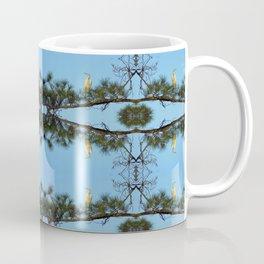 White Egret 2 Coffee Mug