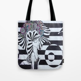 Colors of the Mind Tote Bag