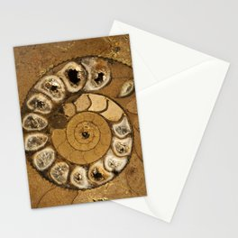 An ancient treasure in browns Stationery Cards