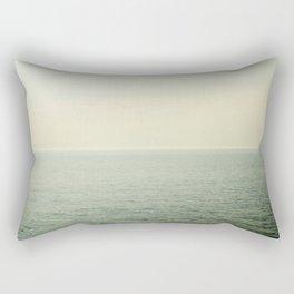 Emptiness  Rectangular Pillow