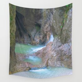 Maybe water spirits live here? Wall Tapestry