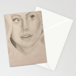 Lady G - By Diana Guerrero Stationery Cards