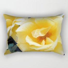 Afternoon, Rose Rectangular Pillow