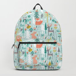 Forest Of Dreamers Backpack