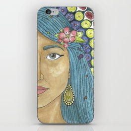 Martha of Bethany iPhone Skin