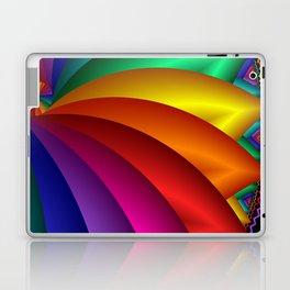 towel full of colors -3- Laptop & iPad Skin